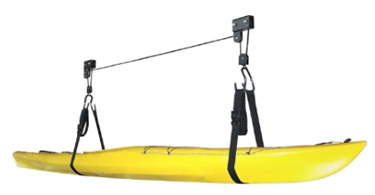 Kayak & Canoe Lift Hoist by RAD Sportz