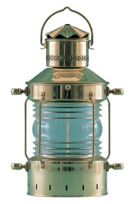 Marine Oil Lamp