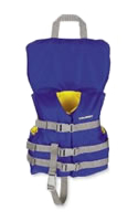 Stearns Infant-Child Boating Heads-Up Life Vest