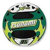 XPS Tsunami 95 3-Person Towable Tube